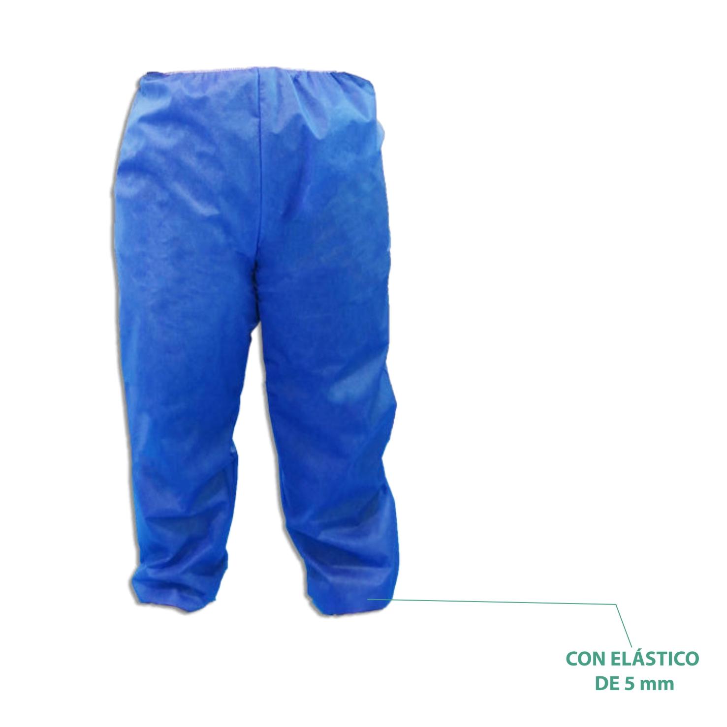 Pantalon En Tela No Tejida Sms De Polipropileno Biomedic Central S A S